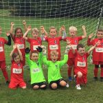 Under 6 team Hythe Town Youth