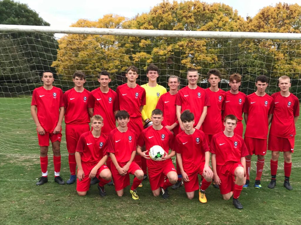 Hythe Town Youth Under 18s 2018